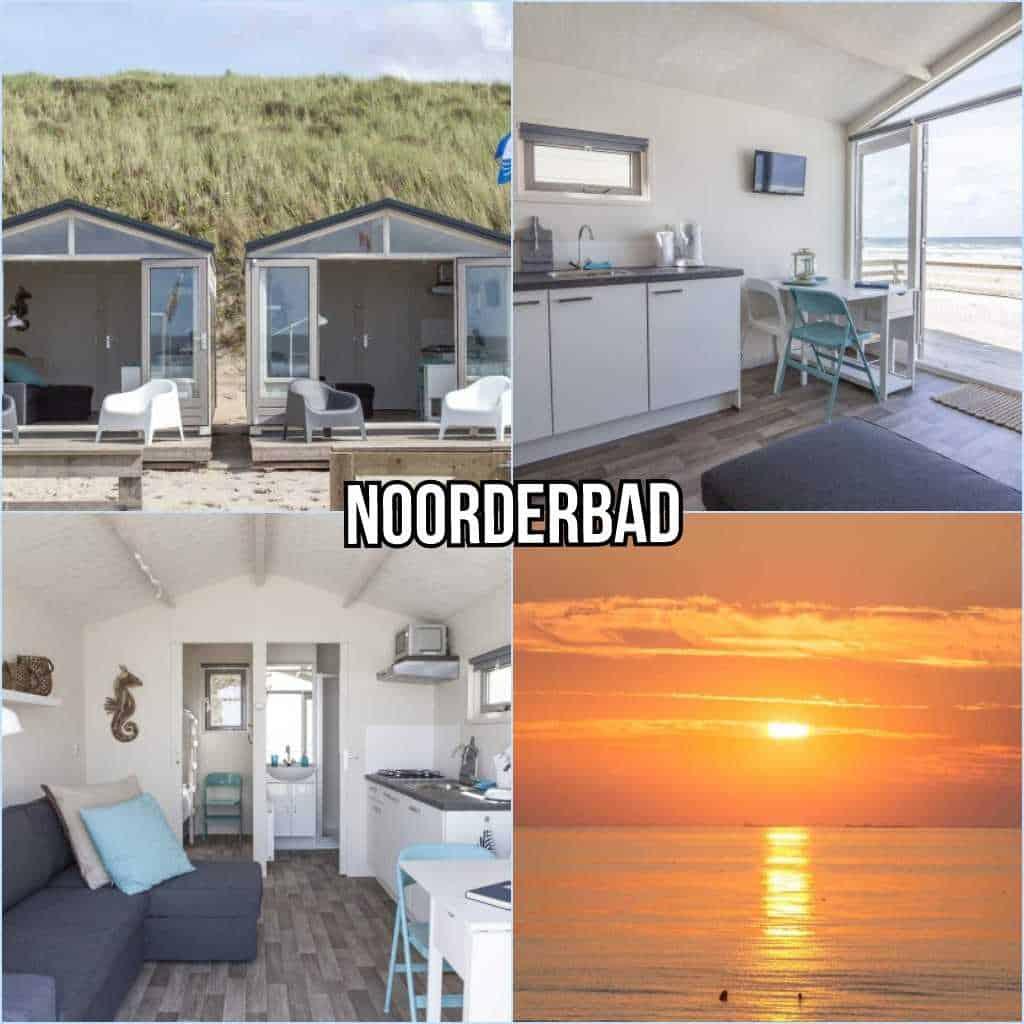 Strandhuisjes-Noorderbad-Wijk-aan-Zee